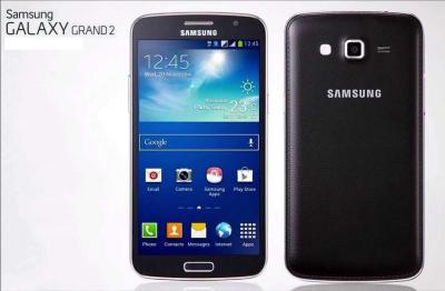 Samsung G7102 Galaxy Grand 2(BLACK) available for 12363 at poorvika