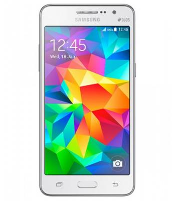 Samsung G530H Galaxy Grand Prime(white) currently available for 10649 at poorvika .