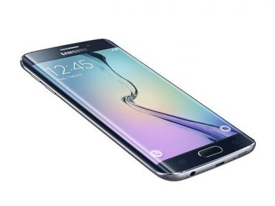 Samsung Galaxy S6 edge-64GB(black) available for 47899 at poorvika .