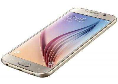 Samsung Galaxy S6 edge-64GB(white) available for 47899 at poorvika .