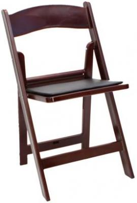 1st stackable chairs larry Presenting Mahogany Resin Folding Chairs
