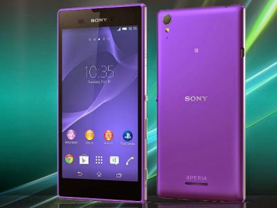 Sony Xperia T3(black) available for 14545 at poorvika .