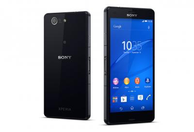 Sony Xperia Z3+(Black) available for 48749 at poorvika .
