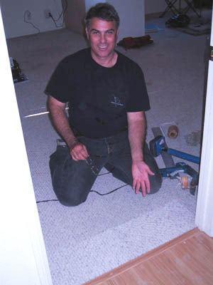 Repair Berber Carpet