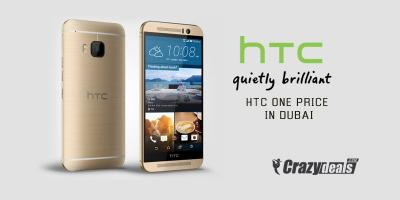 Keep in Constant Touch with your Family through HTC One at an Affordable Price in Dubai