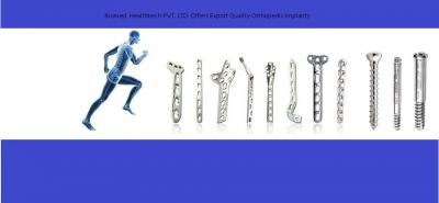 Get discount on Orthopedic Implants and Instruments