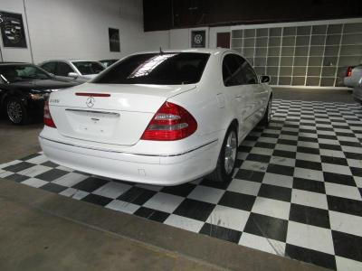 Fairly used Mercedes Benz E350