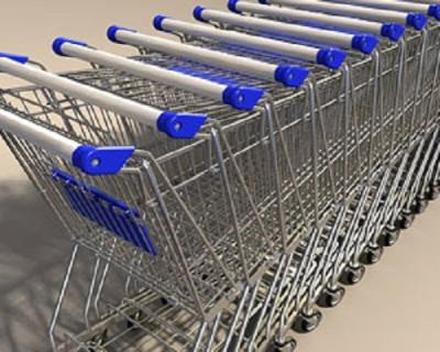 Shopping Trolley,Shopping Trolley in India,