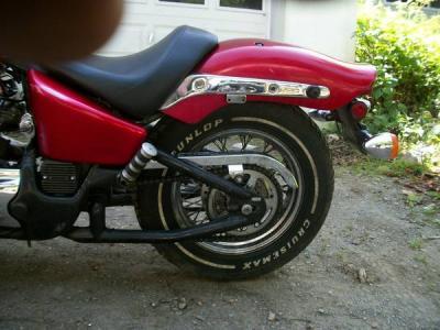 2007 Honda Shadow VT 600 VLX - $2000 (palmyra)