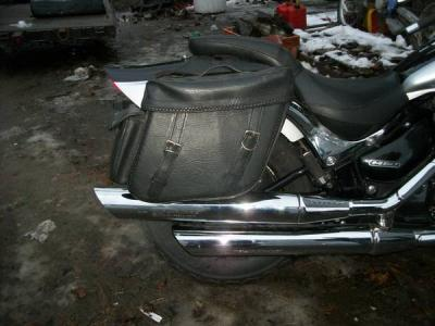 2008 Suzuki VZ 800 Boulevard M50 - $2500 (Palmyra)