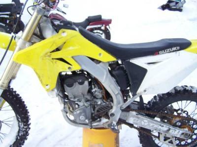 2008 Suzuki RMZ 250 4 stroke - $1800 (palmyra)