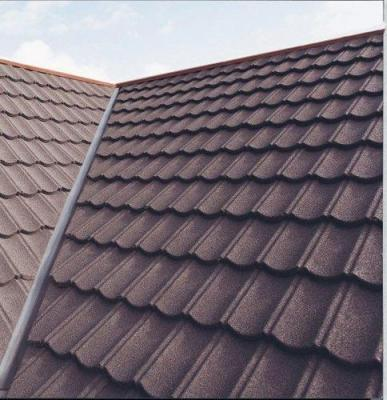 Stone Chip Coated Metal Roofing Shingle/Tile in India
