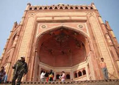 One Day Agra Tip from Delhi