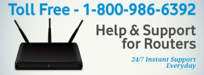Get 24x7 Expert Assistance to set up, install and configure Router