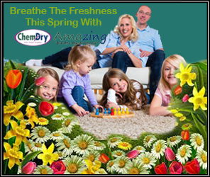 Best and Certified Accredited carpet cleaners in Brisbane - Chemdry Amazing