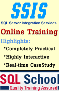 Online Training on Microsoft Business Intelligence @ SQL School