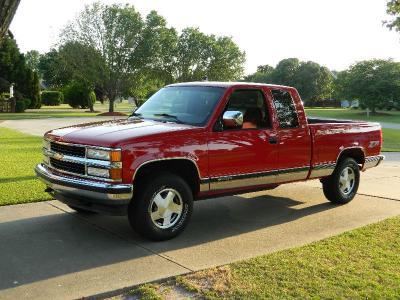 1995 Chevrolet C/K Pickup 1500 Z71