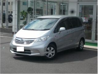 2014 Used Honda Freed for sale in japan