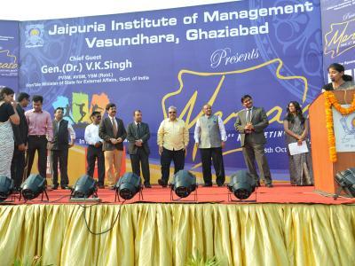 """Jaipuria MBA Ghaziabad organising """"Mercato"""" The Marketing Haat"""