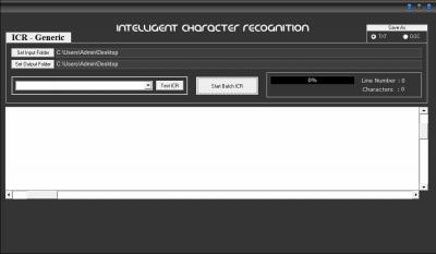 CRYSTAL ICR 3.0 (Image to Text Conversion)