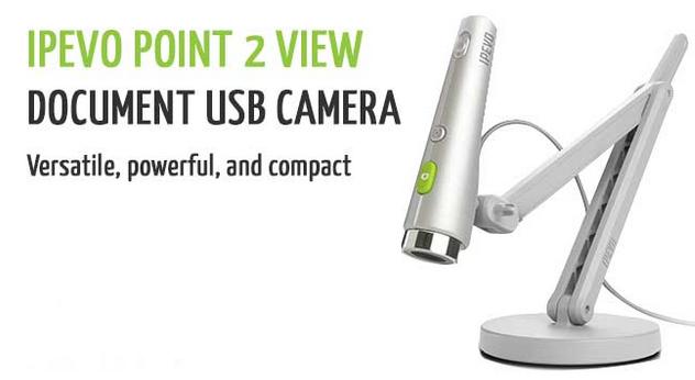 Document USB Camera - Merconnet Electronics Educational Tools