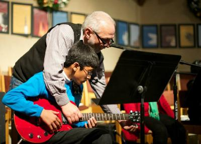 Get Expert Music Classes in San Jose at David K's Music School