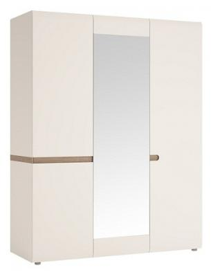 3 Door Wardrobe in United kingdom | FurnitureClick
