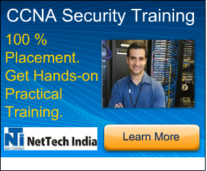 CISCO CCNP SECURITY TRAINING