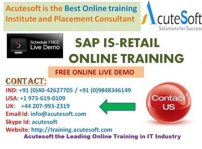SAP IS Retail Online Course