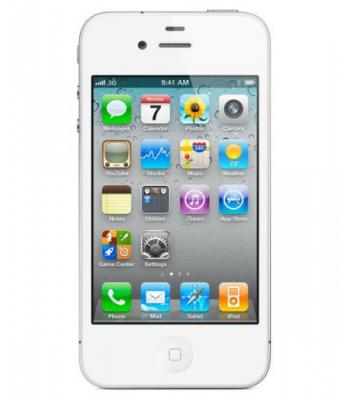 Apple iPhone 4S 8GB for Rs.14439 at poorvika