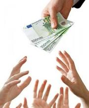 Credit or financing offers ranging from € 5,000 to € 800,000 individuals.