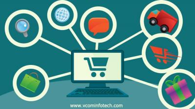 Coimbatore Ecommerce Website Designing - Vcominfotech : 9843116017