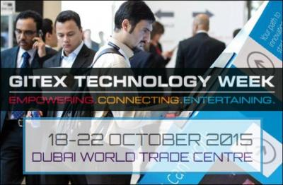 GITEX International Exhibition and conference in Dubai