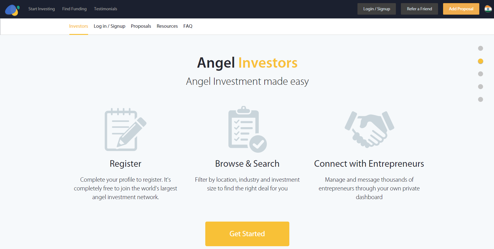 Angel Investment Network || Best Investment Network in India.