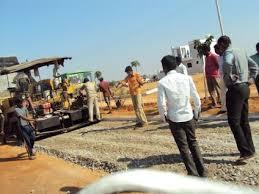 wide growth plots near ~int airport,maheshwaram~ plot size 4047 sq meters,hyderabad(india)