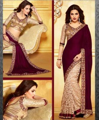 Half saree online shopping at best price from IndiaRush