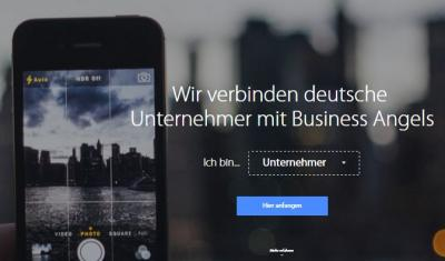 Angel Investment Network    Global Network Enterpreneurs in Germany.
