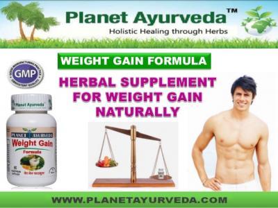 Weight Gain Formula-Planet Ayurveda