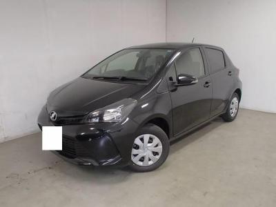 2014 Used Toyota Vitz