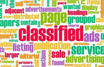 200 Classifieds Ads submissions service