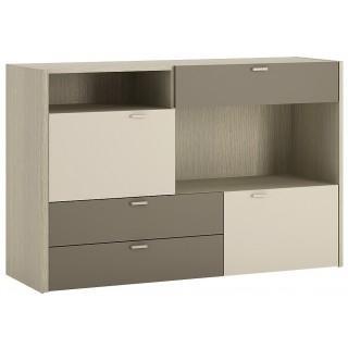 Wooden Drawer Cabinet | FurnitureClick
