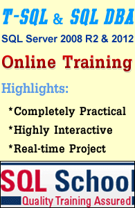 Which is the best institute to learn SQL Admin ?