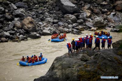 Book & Enjoy white-water rafting Tour in Nepal