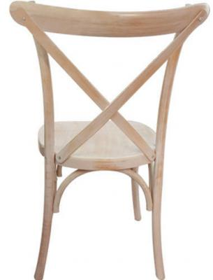 X Back Banquet Fruitwood Chairs - 1st folding chairs Larry