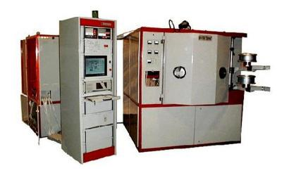 Vacuum  equipment  for  metallization and the equipment for processing  optical details from Belarus