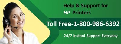 HP Wireless Printer Troubleshooting Call 1-800-986-6392