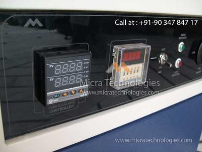 Mitec - 101 - Hot Air Oven India supplier manufacturer