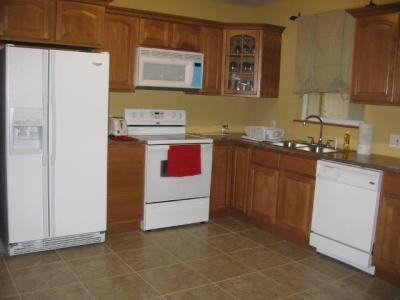 Available MARCH 29 - - Furnished Home, Kitchen, Parking, WI FI