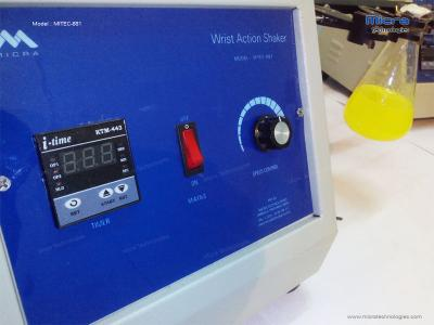 881 - Wrist Action Shaker Machine Manufacturer supplier in India