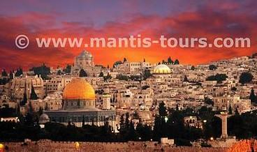 Extended one day tour to Jerusalem and Sea from Eilat